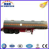трейлер стального бака углерода 3-Axle 33000L Semi