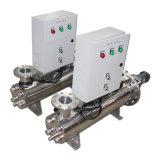 水浄化のための紫外線滅菌装置をきれいにする40 M3/Hrの自動モーター