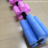 Aqua Fitness Wimming agua pesa Barbell