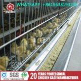 Тип китайская клетка h фермы цыпленка птицы для бройлеров цыплятины
