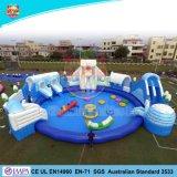 Sosta gonfiabile 2018 dell'acqua di divertimento per il parco di divertimenti