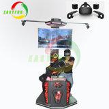 2018 heißer des Verkaufs-9d Vr Gatling Realität-Simulator Schießen-Simulator-der Spiel-9d mit HTC Vive Gläsern