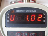 escala do guindaste do dígito de 100kg Gse Elecrtronic