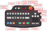 機密保護および保護SA6040Bのための機密保護X光線のコンベヤーのスキャンナーの手荷物の探知器