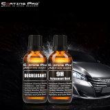 9h Automotive Nano Revestimento de vidro de pintura de proteção