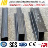 최신 판매 삼각형 단면도 모양 타원형 모양 특별한 모양 강관