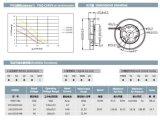 Fabricación UR, Ce, ventilador axial del ventilador del ventilador de 12025 centrífugos del motor de ventilador de la C.C. del ventilador del ventilador de la certificación de la ISO 120m m 5V 12V 12025