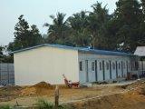 Local de construção utilizados painéis do tipo sanduíche Casa pré-fabricados na Indonésia