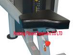 La patilla máquina cargada, ISO-Lateral Selectorized Machine, máquina de fuerza comercial, Profesional de Fitness, sentado en el pecho Press-DF-8001