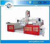 CNC Houten Vormende Machine die de Vorm van het Jacht van de Glasvezel maken