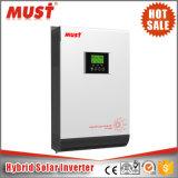 3kVA 5kVA 4000W 5000W DC a AC inversor solar con 80A MPPT controlador
