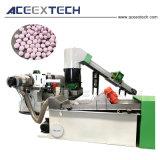 Anillo de corte de agua caliente de la bolsa de tejido de polipropileno reciclado de la máquina de peletización
