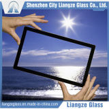 vidrio de cristal Anti-Reflexivo del edificio de 15m m