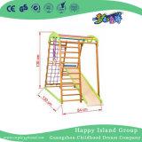 Мини-детей в подъеме играть структур игровая площадка оборудование с помощью слайда