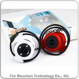 De mini Draadloze Oortelefoon van het Halsboord van de Sport Bluetooth van FM 501 Radio Lopende