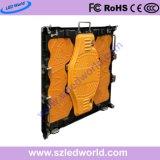 광고 또는 임대료 (P5, P8, P10)를 위한 큰 옥외 실내 영상 벽 발광 다이오드 표시 스크린