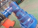 Campo de aplicación trituradora de castor en ángulo recto de Sgr reductor planetario Brevini Modle igual