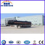 3 Eixo 28-60CBM 28toneladas betume de asfalto de aquecimento do tanque do veículo semi reboque
