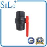 Tipo vávula del PVC Ordiary de bola --90 para el circuito de agua