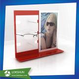 AcryltischplattenEyewear Bildschirmanzeige/Plexiglas-Glas-Standplatz