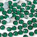 2088 Исправление Изумрудного Rhinestone Crystal стеклянные бусины копировать Preciosa камня в костюм по пошиву одежды (HF-Emerald /5A к категории)