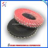 Низкая цена оптовой красного цвета для матирования поверхности сварного шва заготовки диск заслонки