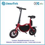 屋外P12のための電気スクーター押しの自転車を折るSmartek高くしっかりVelo Ebike Drityのバイクの移動性