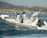 Liya 5.8m Rigid Inflatable Boat bank account number Boat with Motor
