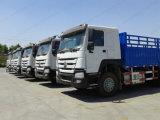 336/371HP 엔진을%s 가진 Sinotruk HOWO 트럭 6X4 Normal Cargo 밴 Truck