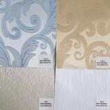 2018 Productos más populares persiana vertical la decoración del hogar tejido guías ciegos de la ventana de persiana vertical