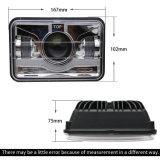Scheinwerfer der Auto-Zubehör-LED, super helles Viereck Automobil-LED Scheinwerfer 4 x 6 Zoll-4 x 6 für JeepWrangler