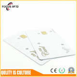 Beste Chipkarte des Qualitätskontakt-IS mit FM4442/Sle4442/Sle5542