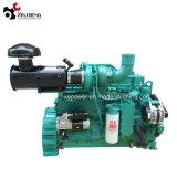 De stille van Diesel van de Generator Dieselmotor In drie stadia 6CTA8.3-G1 Cummins van de Motor