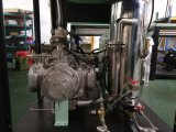 11kw exempt d'huile compresseur à air rotatif à vis