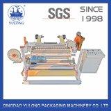 Automatische aufschlitzende Maschinen-Braunes Packpapierrolls-Rückspulenausschnitt-Maschine