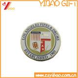 серебряная монетка металла 3D для сувенира (YB-c-002)