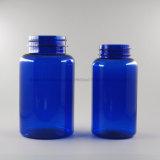 la médecine de l'animal familier 250ml capsule le récipient en plastique