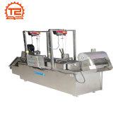 Friteuse continue de système de filtre faisant frire la machine