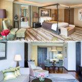 Mobilia stabilita di abitudine della stanza del vestito della camera da letto della mobilia dell'hotel della stella del commercio all'ingrosso 4