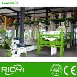 Richi 공장 5-7t/H 가금 동물 먹이 펠릿 생산 라인