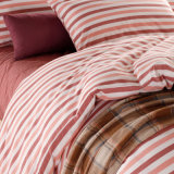 لون قرنفل شريط قطر سهل بيع بالجملة سرير تغطية فندق