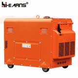 Generatore diesel del singolo cilindro raffreddato ad aria (DG8500SE3)