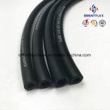 Qualitäts-umsponnene Kraftstoff-Zeile Gummi-Schlauch
