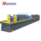 Automático de frecuencia alta costura recta soldadora de tuberías de agua