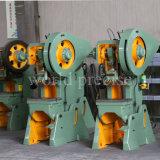 J23-100 Autopeças Ton Máquina de perfuração a potência mecânica pressione
