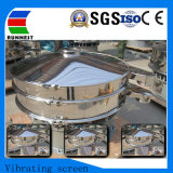 L'efficacité circulaire rotatif de décharge vibrant Machine secoueur de grilles pour l'alimentation de la farine RA800