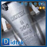 Der Didtek Kategorien-300 verriegelter Absperrschieber Mütze-Form-des Edelstahl-304