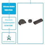 シリコーンゴムの各部分のアクセサリのゴム製処理の機械装置部品の注入