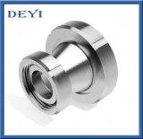 En acier inoxydable du raccord de tuyau d'hygiène sanitaire réducteur de l'Union (DY-R011)