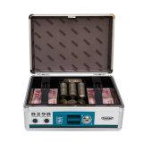 Cadre en aluminium d'argent comptant pour la mémoire d'argent avec le traitement portatif
